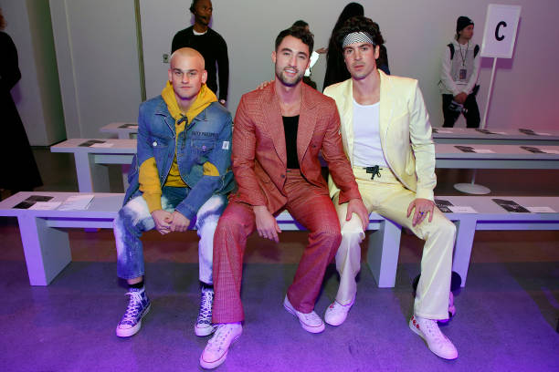 NY: Dirty Pineapple - Front Row - February 2020 - New York Fashion Week: The Shows