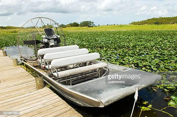 Everglades Swamp Motorboat