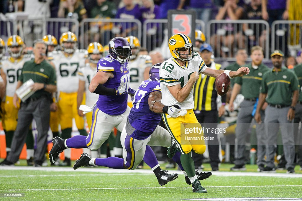 Green Bay Packers v Minnesota Vikings : News Photo