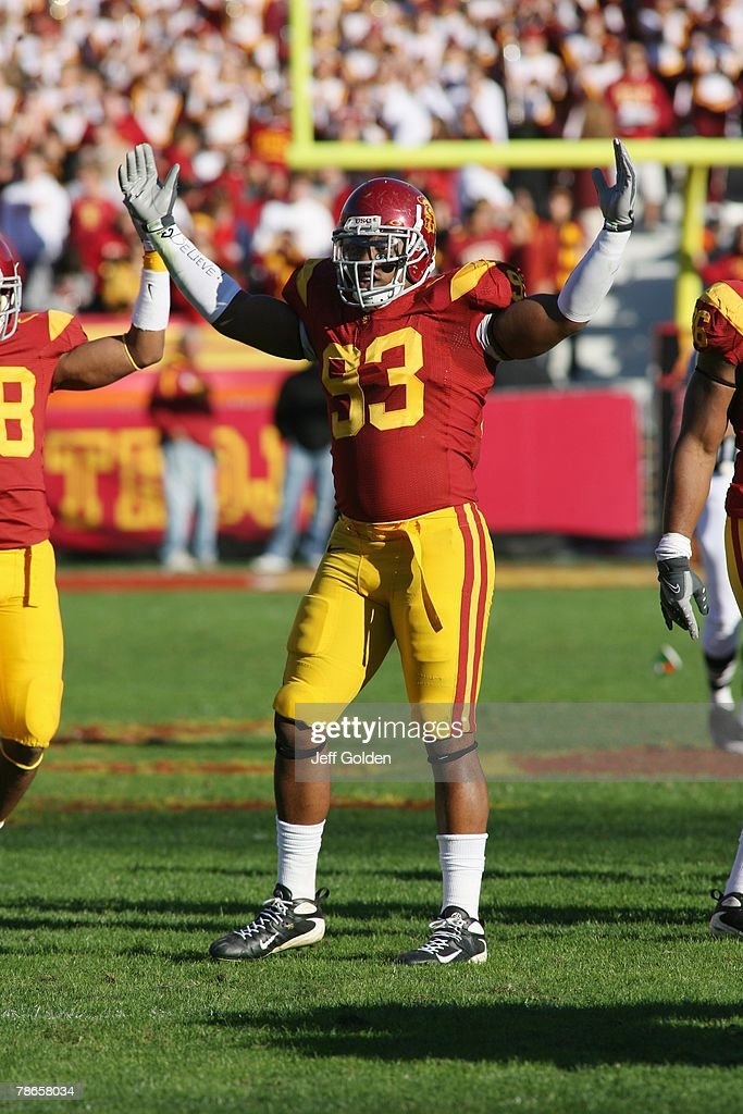 UCLA v USC : News Photo