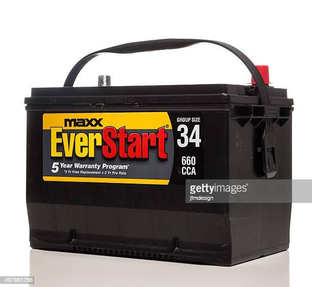EverStart Maxx Lead Acid Automotive Battery Group Size 34