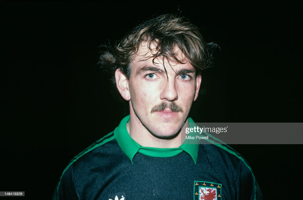 Everton and Wales goalkeeper Neville Southall, October 1983.