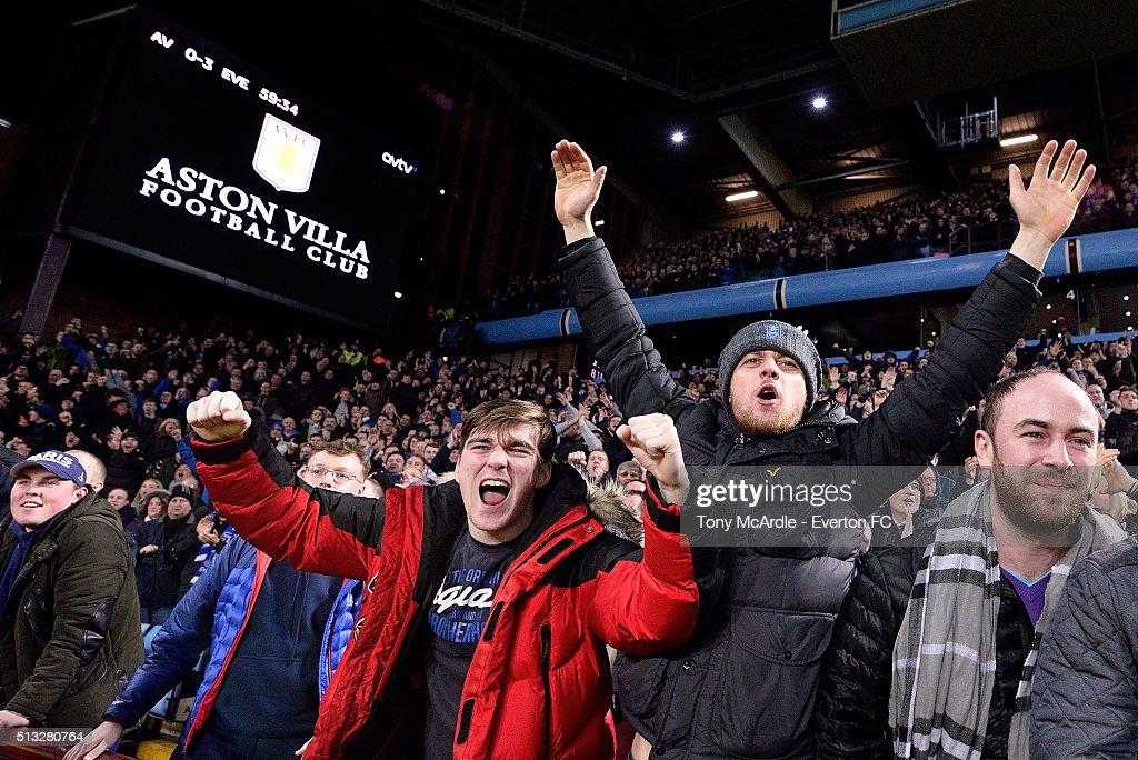 Aston Villa v Everton - Premier League : News Photo