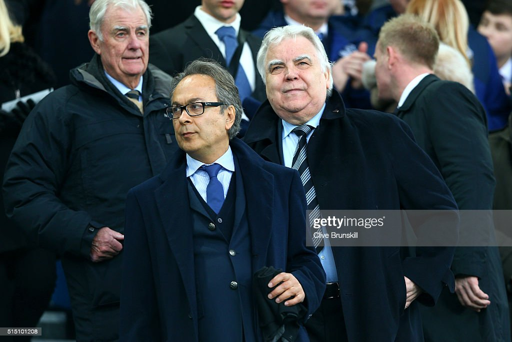 Everton v Chelsea - The Emirates FA Cup Sixth Round : News Photo
