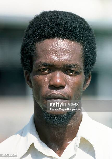 Everton Mattis of West Indies before the 1st Test match between West Indies and England at the Queen's Park Oval, Port of Spain, Trinidad, 12th...