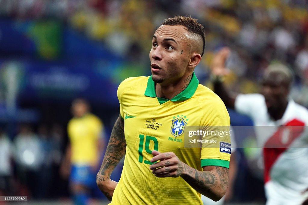 Peru v Brazil: Group A - Copa America Brazil 2019 : News Photo