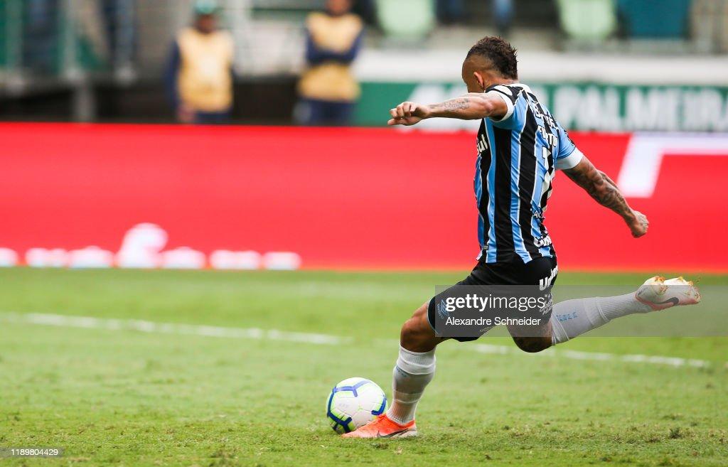 Palmeiras v Gremio - Brasileirao Series A 2019 : News Photo