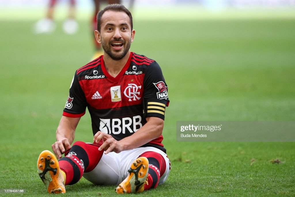 2020 Brasileirao Series A: Flamengo v Sao Paulo : Nachrichtenfoto