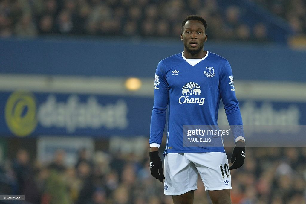 FBL-ENG-LCUP-EVERTON-MAN CITY : News Photo