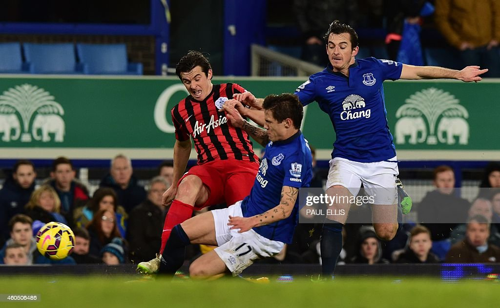 FBL-ENG-PR-EVERTON-QPR : News Photo
