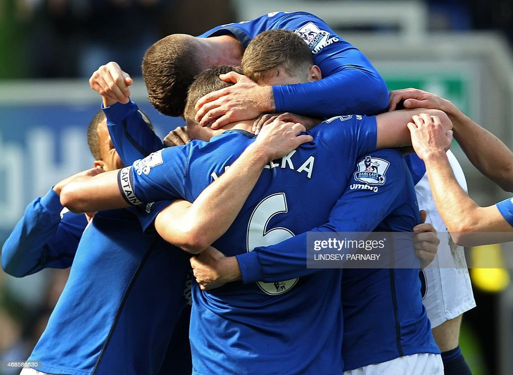 FBL-ENG-PR-EVERTON-SOUTHAMPTON : News Photo