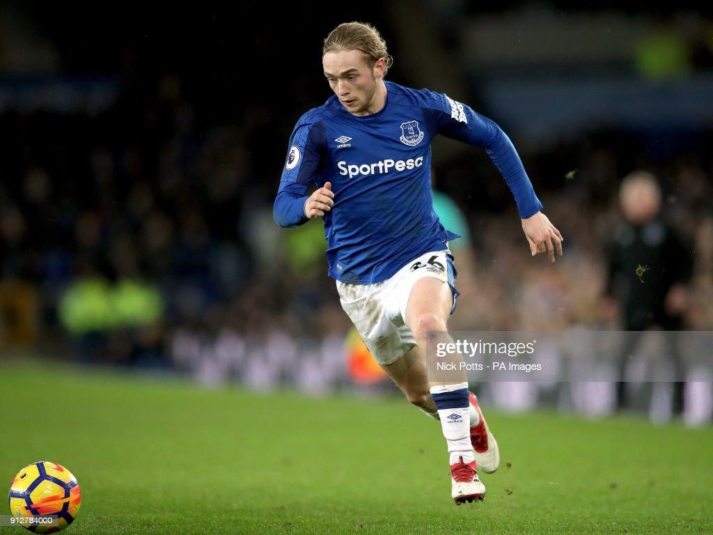Everton v Leicester City - Premier League - Goodison Park : News Photo
