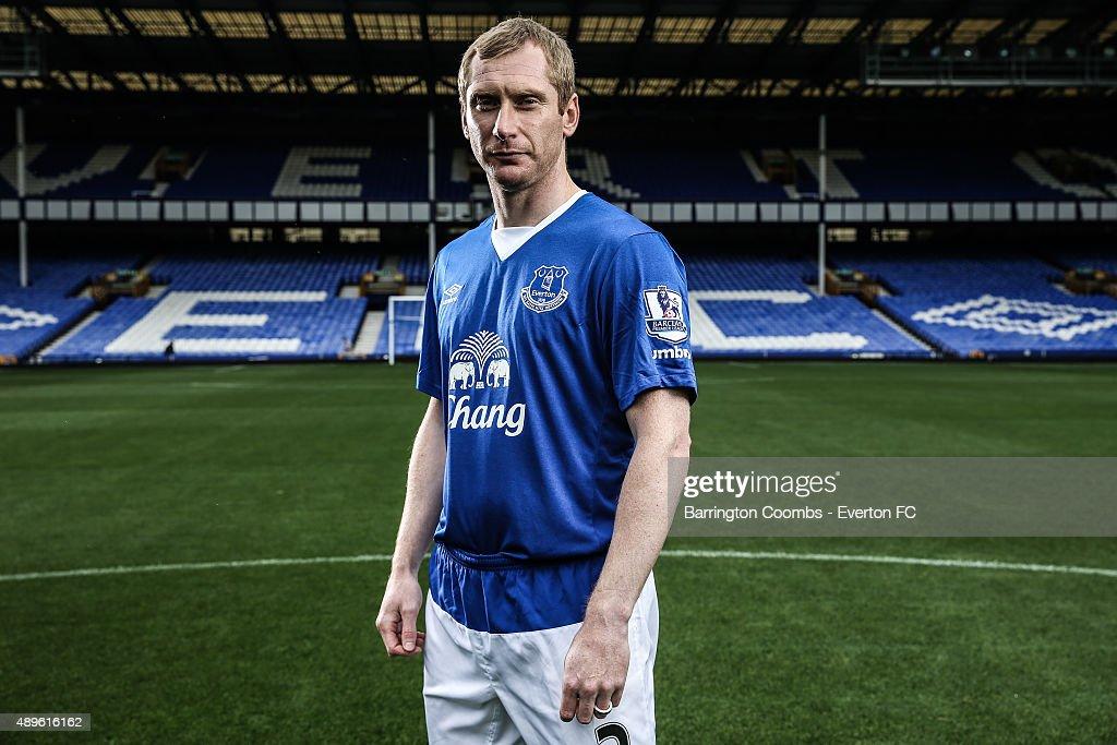Everton FC Photocall : News Photo