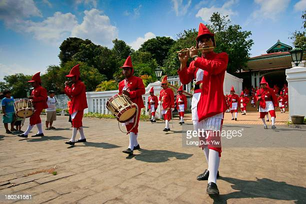 CONTENT] every October Kraton Festival this popular annual event is organised by Yogyakarta palace and Puro Pakualaman and is a cultural celebration...