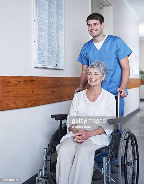 Chaque patient mérite de qualité soin