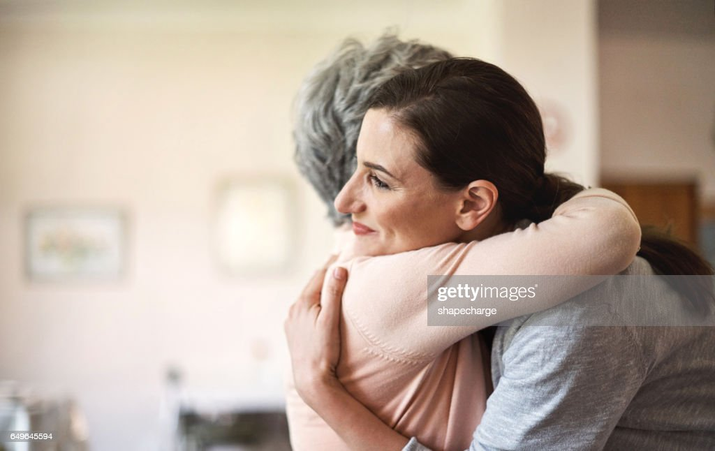 Every patient requires comforting attention : Stock Photo