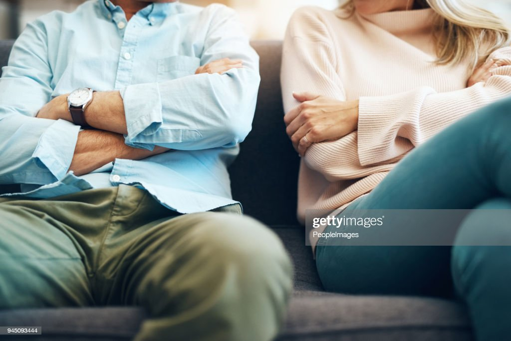 Every relationship has it's ups and downs : Stock Photo