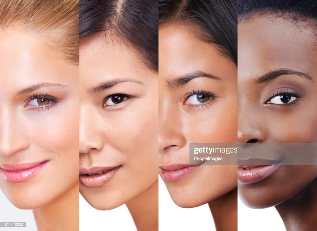 Every shade of beauty : Stock Photo