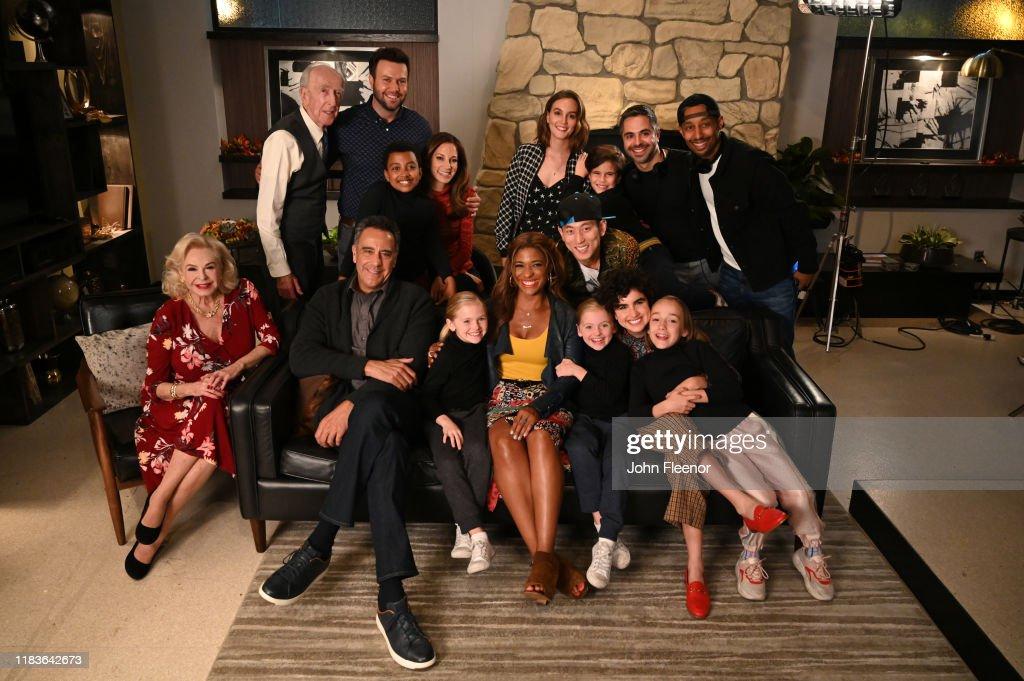"""ABC's """"Single Parents"""" - Season Two : Nachrichtenfoto"""