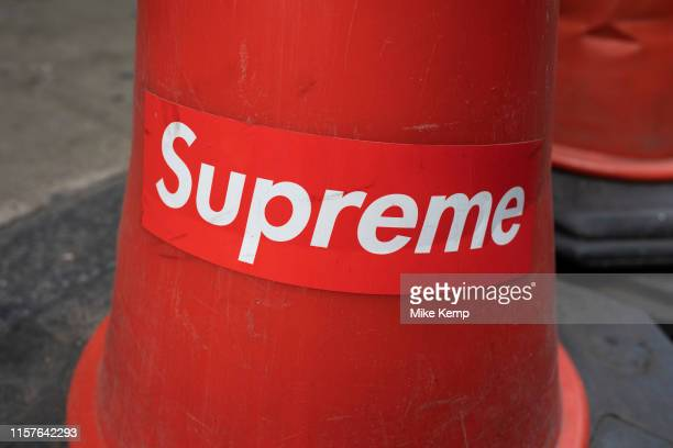Every Thursday the fashion label Supreme which is a skateboarding shop / clothing brand releases new lines and so fans of the brand queue outside...