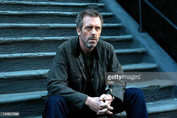 """Everybody Dies"""" Episode 822 -- Pictured: Hugh Laurie as Dr. Gregory House --"""