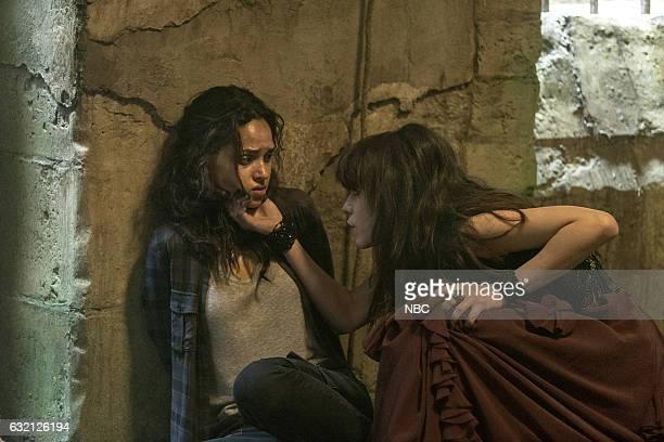 CITY Everybody Lies Episode 105 Pictured Adria Arjona as Dorothy Ana Ularu as West