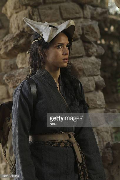 CITY 'Everybody Lies' Episode 105 Pictured Adria Arjona as Dorothy