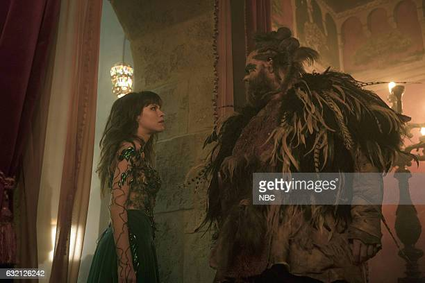 CITY Everybody Lies Episode 105 Pictured Ana Ularu as West Olafur Darri Olafsson as Ojo