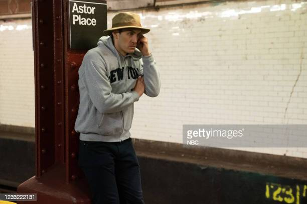 """Everybody Takes A Beating Sometime"""" Episode 107 -- Pictured: Ben Chase as Detective Freddie Washburn --"""