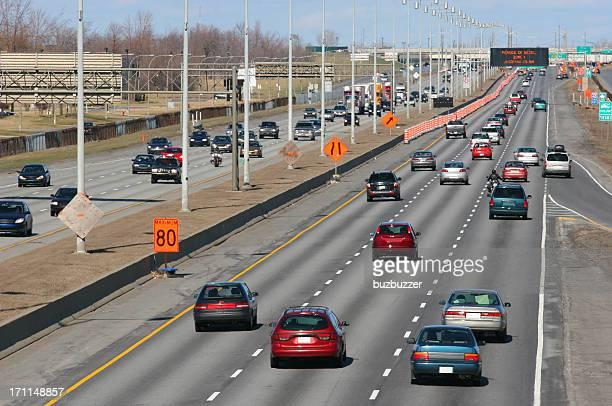 Everyday Highway Traffic