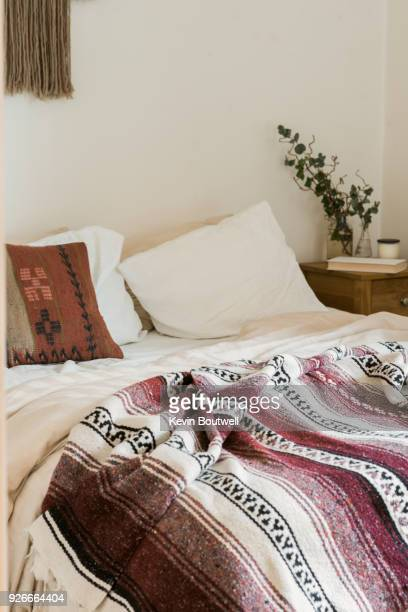 Everyday scene in cozy apartment