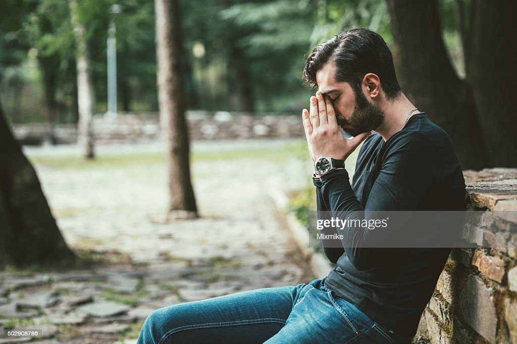 Everyday stress : Stock Photo