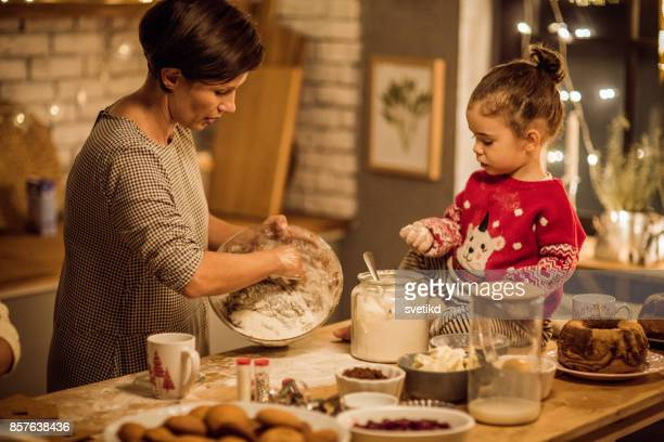 Everyone loves Christmas baking