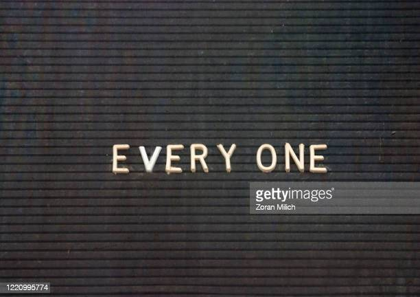 everyone sign - thanks quotes stock pictures, royalty-free photos & images