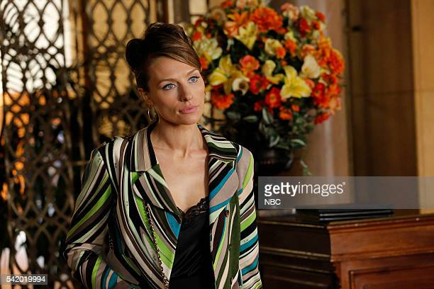 AQUARIUS Everyone's Got Something to Hide Except Me and My Monkey Episode 205 Pictured Michaela McManus as Grace Karn