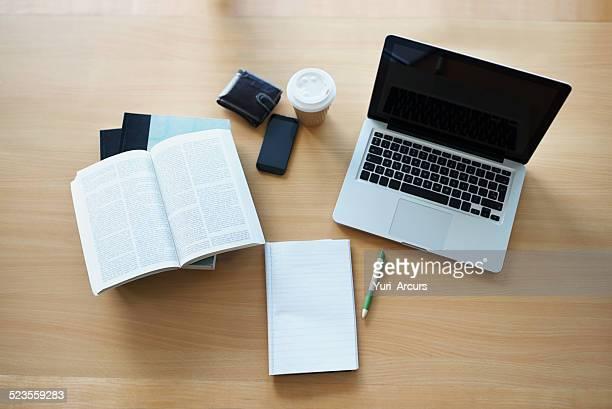 Alles, was ein blogger Bedürfnisse