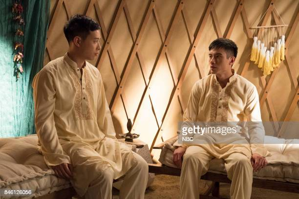 PLACE 'Everything is Great' Episode 201 Pictured Hayden Szeto as Luang Manny Jacinto as Jianyu