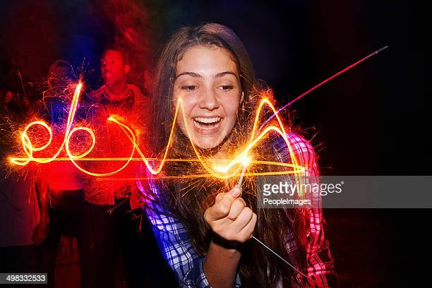 everything looks better in color!!!! - one teenage girl only stock pictures, royalty-free photos & images