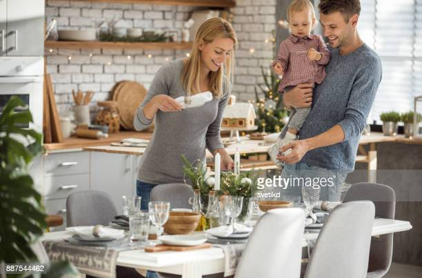 everything must be on right place - table decoration stock pictures, royalty-free photos & images