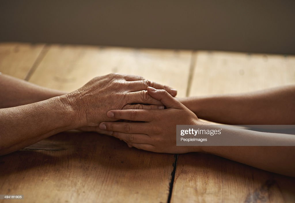 Everything will be alright : Stock Photo