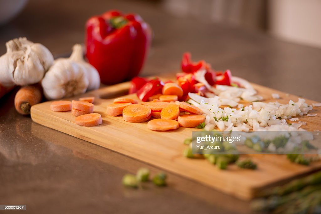 Everything you need for a great soup : Stock Photo