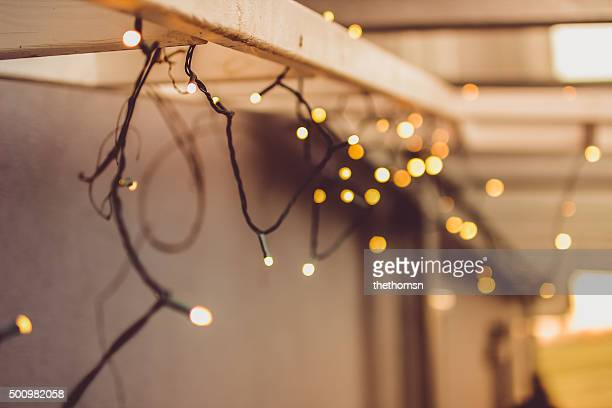 Everywhere lights and bokeh (fairy lights)