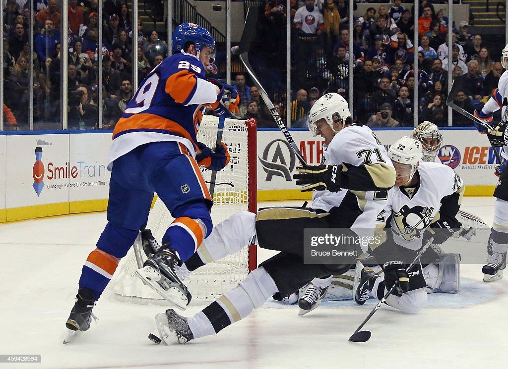 Pittsburgh Penguins v New York Islanders : ニュース写真