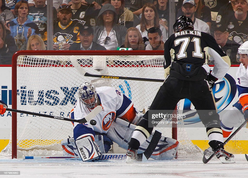 New York Islanders v Pittsburgh Penguins - Game Two