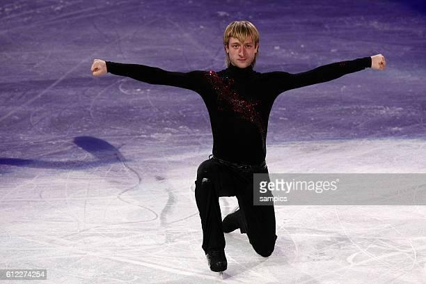 Evgeni Plushenko 2 Platz Herren Olympische Winterspiele 2010 in Vancouver Eiskunstlauf Exhibition Olympic Winter Games 2010 Figure skating exhibition...