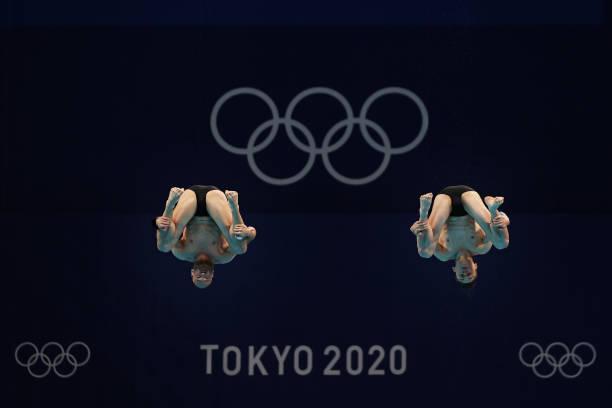 JPN: Diving - Olympics: Day 5