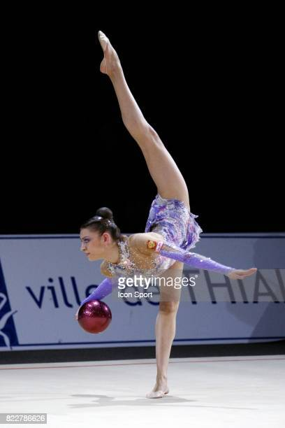 Evgeniya KANAEVA Internationaux de GRS Thiais