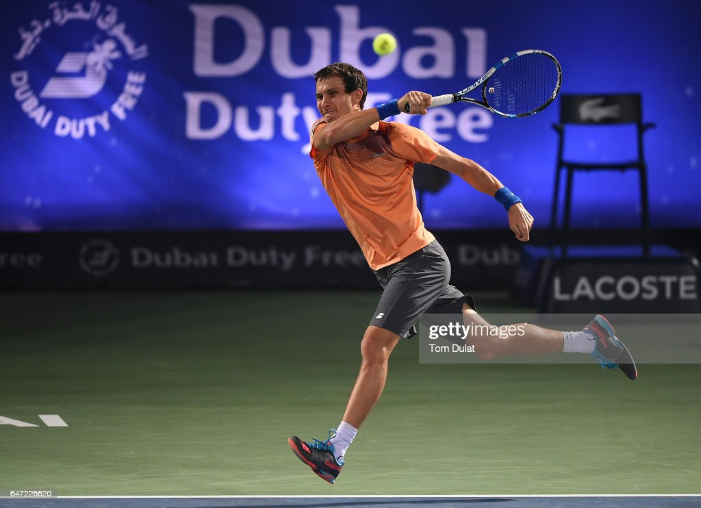 ATP Dubai Duty Free Tennis  Championship - Day Five