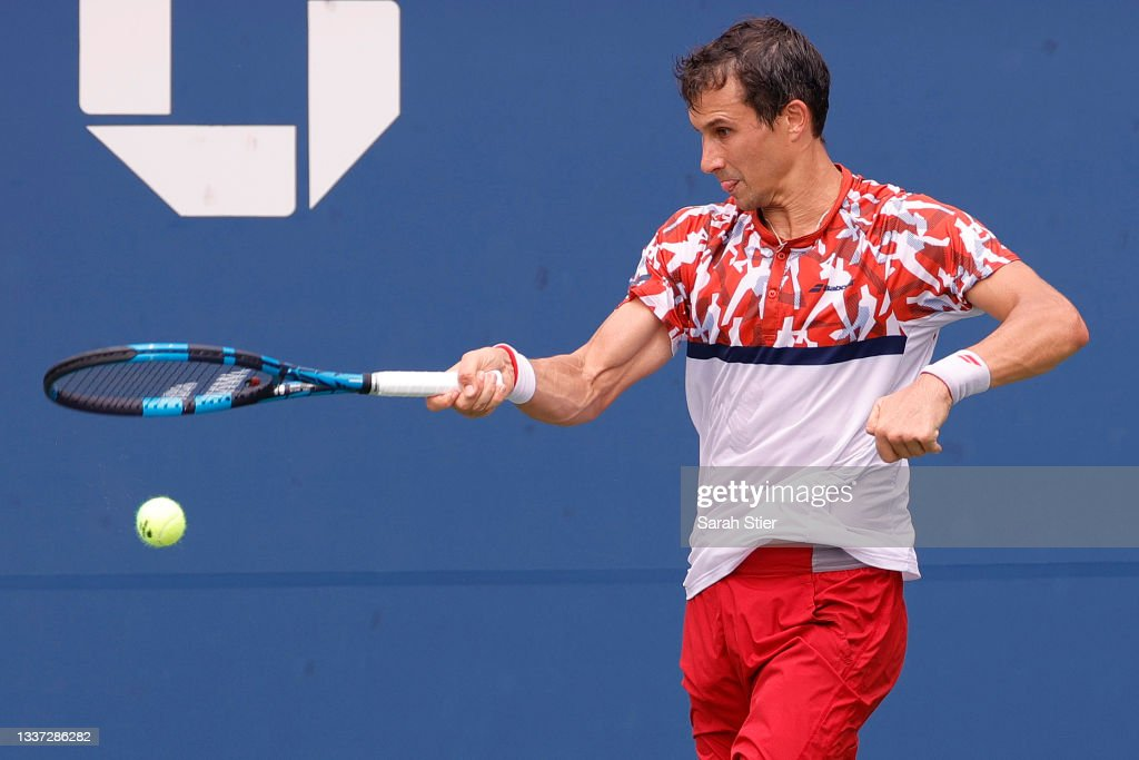 2021 US Open - Day 1 : News Photo