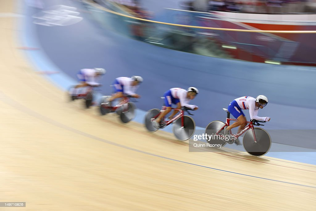 Olympics Day 6 - Cycling - Track